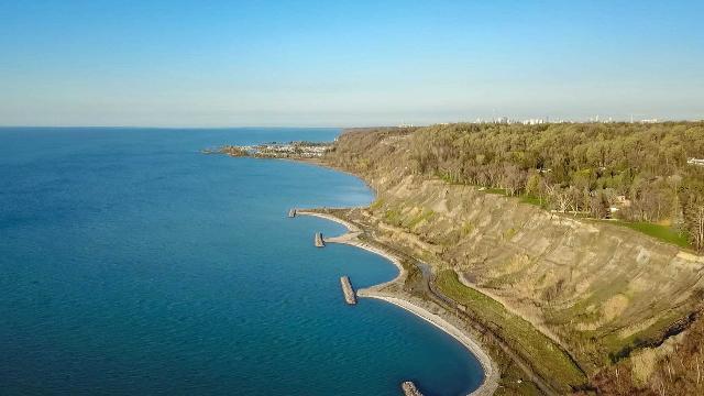 Lake Ontario, The Bluffs, Toronto