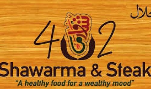 4U2 Shawarma & Steak