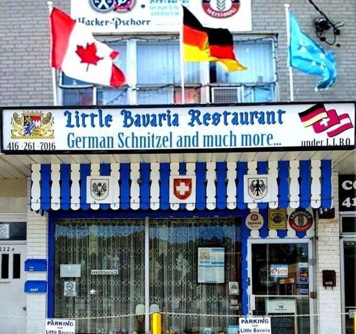 Restaurant in the Bluffs