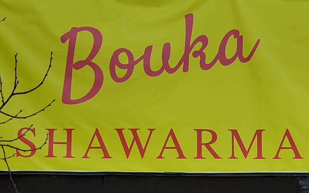 Bouka Shawarma
